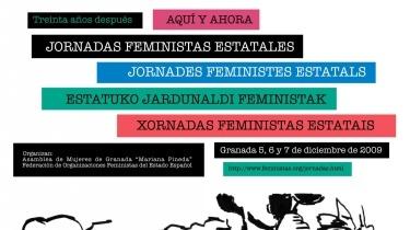 calala jornadas feministas estatales 2009