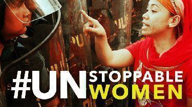 General #UNstoppableWomen