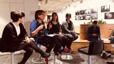 Presentación Barcelona Informe comunicación feminista