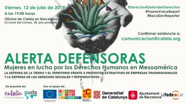 calala alerta defensoras documental