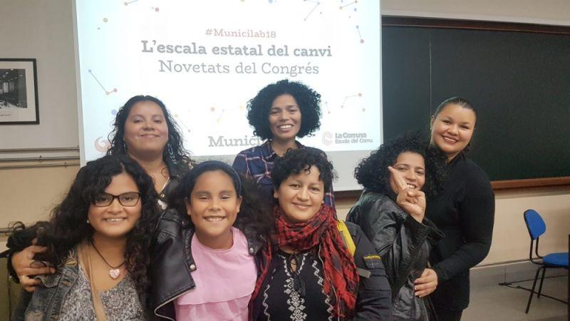 mujeres migrantes diversas