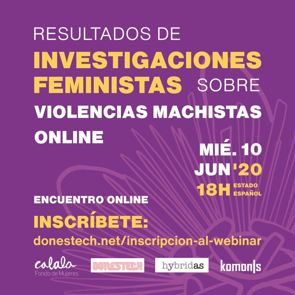 violencias machistas online