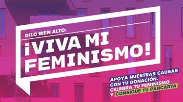 campaña vivamifeminismo calala