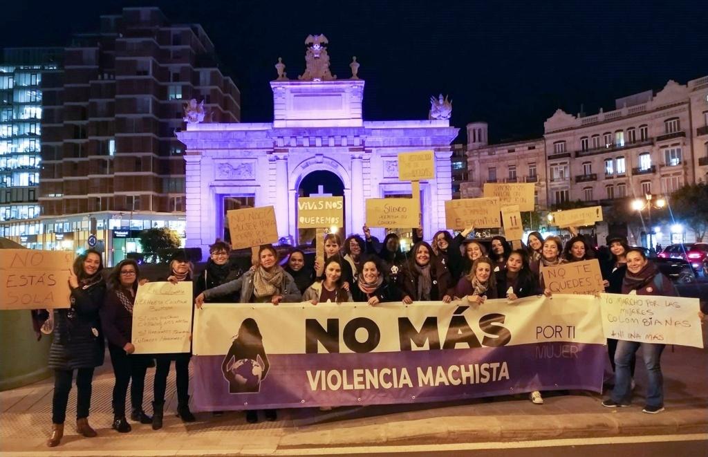 25 noviembre dia contra la violencia machista