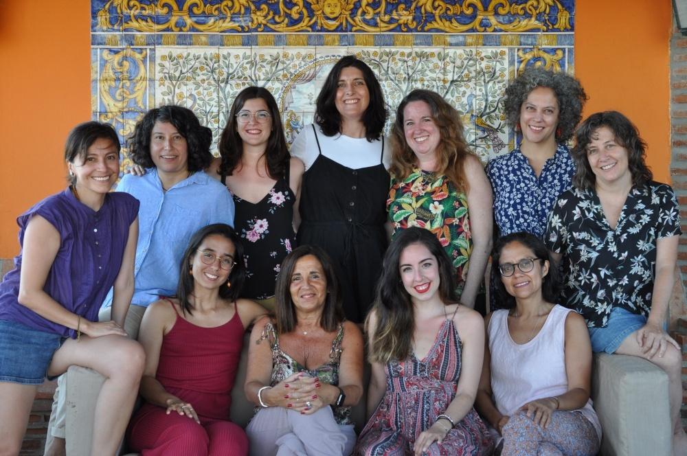 equipo tecnico calala fondo de mujeres