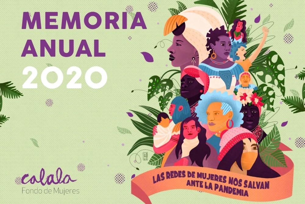 calala memoria anual 2020