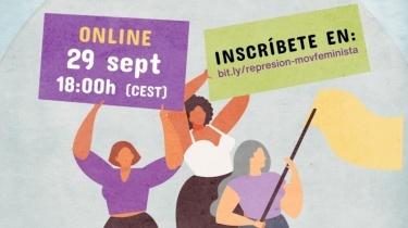 represion movimiento feminista españa